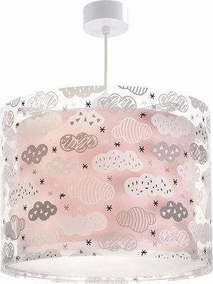 Dalber hanglamp Clouds 41412S roze