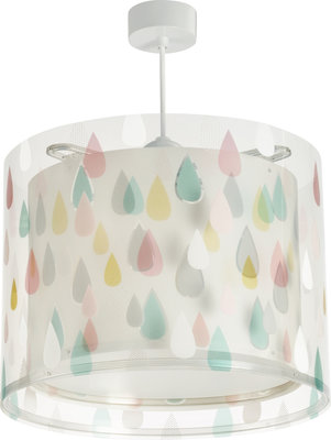 Dalber hanglamp Color Rain 41432 wit