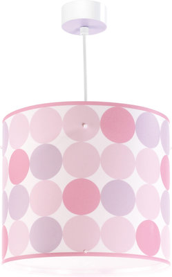 Dalber hanglamp Colors Pink 62002S roze