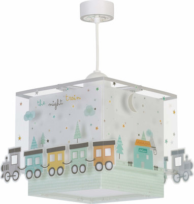 Dalber hanglamp The Night Train 63532 wit