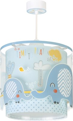 Dalber hanglamp Little Elephants 61332T blauw
