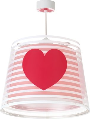 Dalber Light Feeling hanglamp 81192S roze