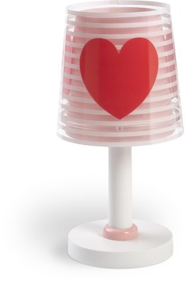 Dalber Light Feeling tafellamp 81191S roze