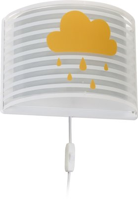 Dalber wandlamp Light Feeling 81198E geel