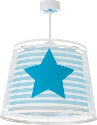 Dalber Light Feeling hanglamp 81192T blauw